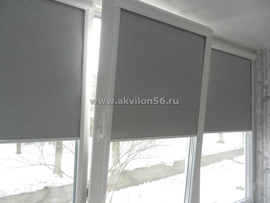 Каталог выполненных дизайнов рулонных штор и жалюзи в оренбу.